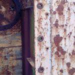 EbbSpark Rusted Doors image